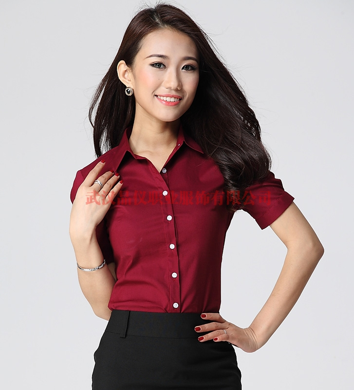 时尚女款衬衫