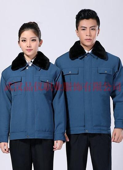 冬季短制服棉外套