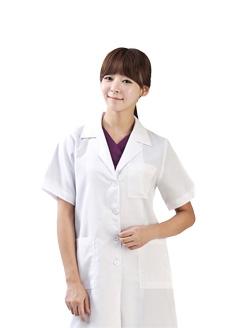 医师短袖工作服
