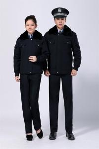 冬季制服棉外套